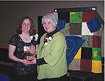 Antigo woman wins award for Alzheimer's support